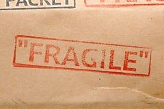 Bollo fragile Fotografia Stock Libera da Diritti