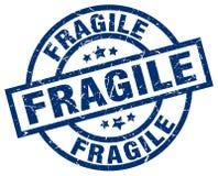 Bollo fragile illustrazione di stock