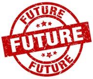 Bollo futuro illustrazione vettoriale