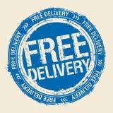 Bollo libero di consegna. Fotografia Stock