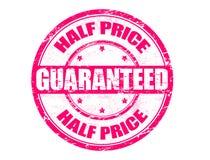 Bollo mezzo di prezzi royalty illustrazione gratis