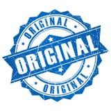 Bollo originale di vettore Immagine Stock Libera da Diritti