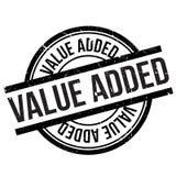 Bollo a valore aggiunto illustrazione di stock