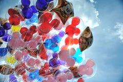 Bolloons Стоковое Изображение RF