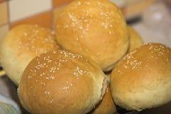 Bollos de la cena Imagen de archivo