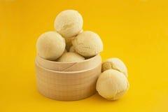 Bollos del queso Foto de archivo libre de regalías