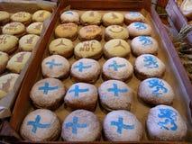 Bollos dulces Imagen de archivo