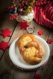 Bollos dulces con queso imágenes de archivo libres de regalías