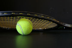 bollracket Royaltyfria Foton