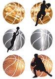 bollsport vektor illustrationer