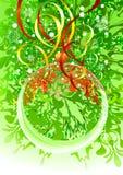 bollxmas vektor illustrationer