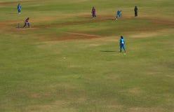 Bollywood Cricket 11 Stock Photo