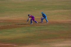 Bollywood Cricket 12 Royalty Free Stock Image
