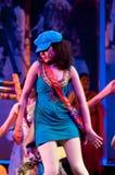 Bollywood komt aan Barcelona met muzikale Bollywood Love Story aan Royalty-vrije Stock Foto
