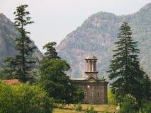 Bolnita Cozia church Stock Images