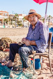 Bolnuevo, Mazarron, Мурсия, Испания Стоковые Фотографии RF