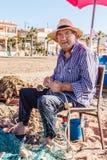 Bolnuevo, Mazarron, Murcie, Espagne Photos libres de droits