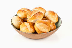 Bolo alemão dos rolos de pão Imagem de Stock Royalty Free