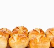 Bolo alemão dos rolos de pão Fotografia de Stock Royalty Free