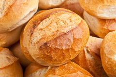 Bolo alemão dos rolos de pão Fotografia de Stock