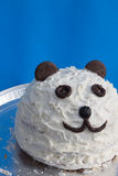 Bolo da panda Imagens de Stock