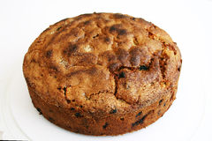 Bolo de Apple Fotos de Stock