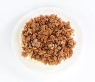 Bolo de arroz da bacia Imagens de Stock Royalty Free