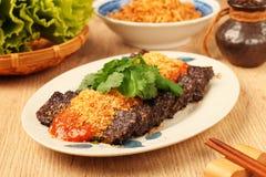 Bolo de arroz do sangue Imagem de Stock