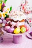 Bolo de Easter Fotografia de Stock
