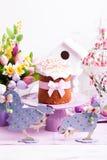 Bolo de Easter Imagem de Stock Royalty Free