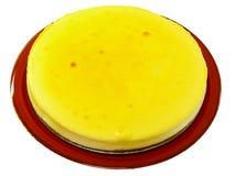 Bolo de queijo Foto de Stock Royalty Free