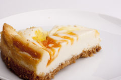 Bolo de queijo Foto de Stock
