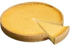 Bolo de queijo Fotos de Stock Royalty Free