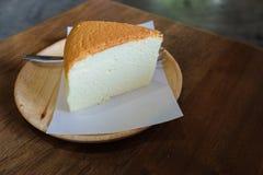 Bolo de queijo de Osaka imagem de stock royalty free