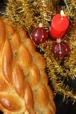 Bolo do Natal Foto de Stock