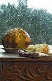 Bolo frito Foto de Stock Royalty Free