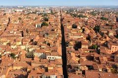 Bologna, Италия Стоковая Фотография