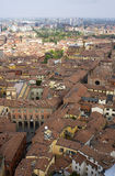 Bologna. City view from above Stock Photos