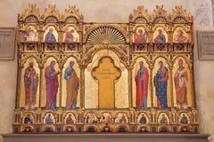 Bologna - altare  Immagine Stock Libera da Diritti
