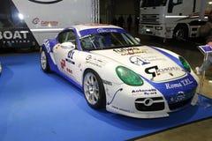 Porsche-Rennwagen Stockbilder