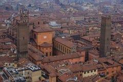 Bologna Center Stock Photo