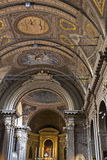Bologna Church of San Benedetto Stock Images