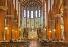 Bologna - Church San Francesco or Saint Francis Royalty Free Stock Images