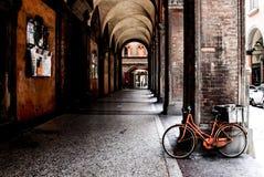 Bologna cycle Stock Photo
