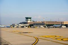 Bologna d'aéroport Images stock