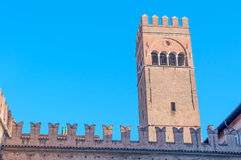 Bologna - Emilia Romagna - Italia Fotografia Stock