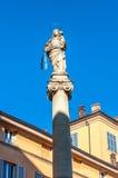 Bologna Emilia Romagna Italy. City europe street Stock Photo