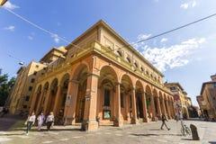 Bologna, Italië royalty-vrije stock foto's