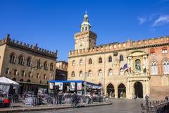 Bologna, Italien Stockfotografie