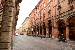 Bologna Italien Fotografering för Bildbyråer